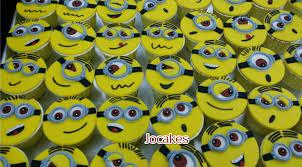 minions cake jocakes