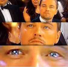 Leonardo Dicaprio Meme Oscar - and the internet explodes yep it happened now on to the zombie