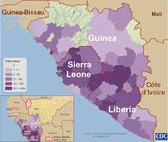 west africa map ebola information on the prevention and treatment of ebola ebola