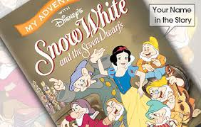 personalized snow white book in this personalized snow white book