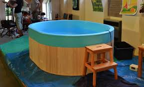 baptism pool baptistery table st s haydon wick