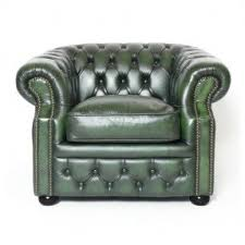 Leather Chesterfield Armchair Chesterfield Leather Arm Chair Foter