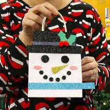advent calendar day 15 snowman g the craft blog