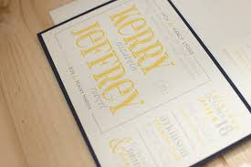 wedding invitations kerry kerry and jeff s wedding invitations style blueprint