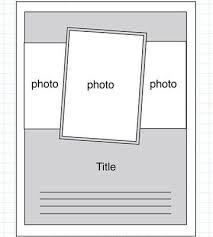 26 best scrapbooking 8 5x11 images on pinterest scrapbooking