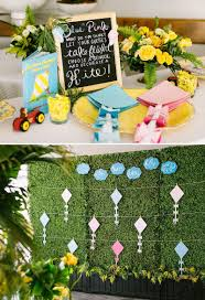 halloween gender reveal party ideas a bright u0026 modern baby gender reveal party hostess with the