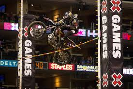 video motocross freestyle brian deegan has nearly died from racing three times and he