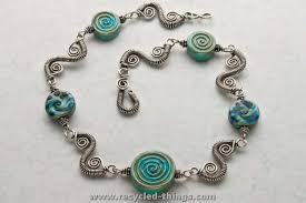 Jewelry Making Design Ideas Stylish Wire Jewelry Ideas Recycled Things