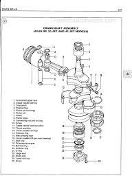 mercury mariner repair manual by clymer 1998 2006 2 5 60 hp