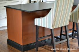 kitchen island molding kitchen island base luxury adding molding to a kitchen island base
