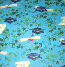 graduation wrapping paper paper