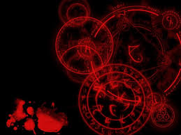 animated blood quotes pentagram background pentagram wallpaper
