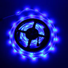 Outdoor Led Strip Lighting by 10m 3528 Rgb Led Strip Waterproof Ip65 Dc12v 60leds M Smd Strips