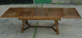 antique draw leaf table antique furniture warehouse antique oak refectory table large