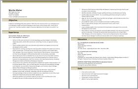 Executive Recruiter Resume Sample by Good Recruiter Resumes The Top 4 Executive Resume Examples
