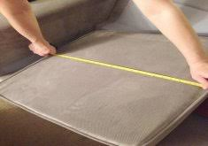 replacement sofa cushion foam flat sofa cushions home design ideas and pictures