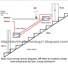 circuit wiring diagram two switches one light circuit wiring