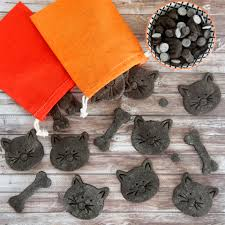 Diy Dog And Cat Treats by Dalmatian Diy Recipe Black Cat Cookies Halloween Dog Treats