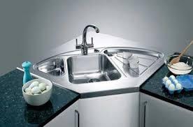 Corner Kitchen SinksAmazing Corner Kitchen Sink Design Ideas - Sink units kitchen
