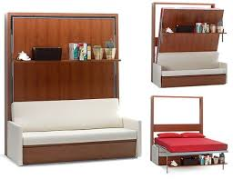 brilliant space saving bed and sofa murphy sofa bed small