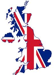 English Flag Euroflugtag Aero Club Rheidt