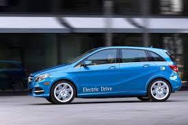 mercedes b class ev tesla fanboy meets mercedes electric car evworld com