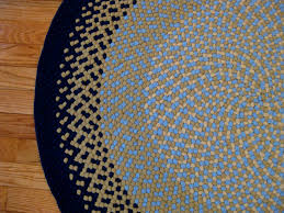 Braided Rugs Round by Braided Rugs For Less Dynaboo Co