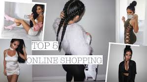 top 5 places to shop online youtube