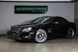 2008 mercedes sl55 amg for sale buy used 2008 mercedes sl55 amg supercharged hre wheels one