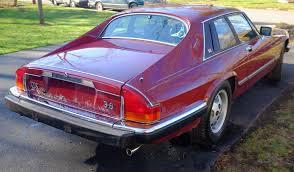 value 1984 jaguar xjs 3 6 litre getrag 5 speed in us jaguar
