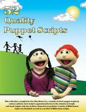 creative puppet skits by jason justice educational