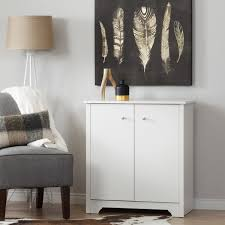 south shore storage cabinet south shore vito small white 2 door storage cabinet free shipping
