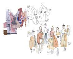 moodboard fashion sketchbook sketch fashion and fashion drawings