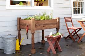 herb garden planter diy weekend project build a herb garden planter reinhart reinhart