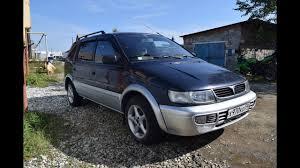 mitsubishi mpv 2000 mitsubishi space wagon 2 0 td 4d68t 2000 г на продажу