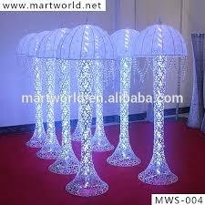 Used Wedding Decorations For Sale Umbrella Shape Led Crystal Wedding Decoration Wedding Column