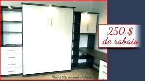 lit bureau escamotable lit integre dans armoire lit escamotable bureau integre lit