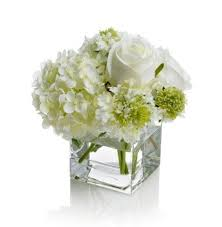 white floral arrangements white wedding flower arrangements wedding corners