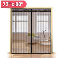 Magnetic Curtains For Doors Magnetic Screen Door For French Doors Sliding Glass Doors Patio