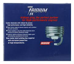amazon com ngk 7274 cr6hix iridium ix spark plug pack of 1