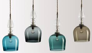 Blown Glass Pendant Lighting Amazing Colored Glass Pendant Lights With Home Design Plan Pendant