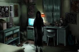 the ring horror scary creepy spooky ghost dark evil art artistic
