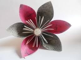 cara membuat origami kusudama amazing how to make a paper flower origami pictures inspiration