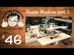 snw46 build your own homemade woodrat router boss leigh