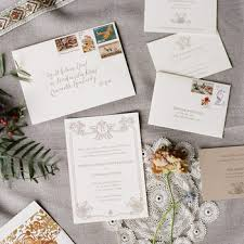 picture wedding invitations wedding invitations martha stewart weddings