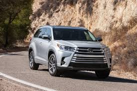 lexus toyota 2017 toyota highlander 8 things to know motor trend