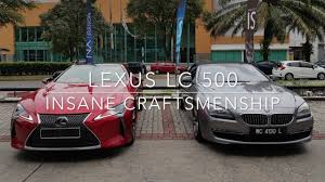 lexus lc 500 review motor trend lexus lc 500 2017 evo malaysia com full in depth review youtube