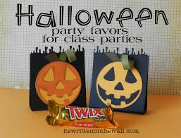 Halloween Party Ideas For Bars by It U0027s Written On The Wall Part 4 Halloween Party Favors The
