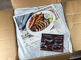 Home Chef by Home Chef August 2016 Review U0026 Coupon Hello Subscription