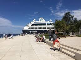 Sea Organ Holidaying In Croatia With Just You U2013 Part 2 Zadar Krka National